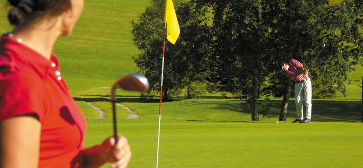 Golfing Holidays at the Hotel and Spa Pulverer in Carinthia