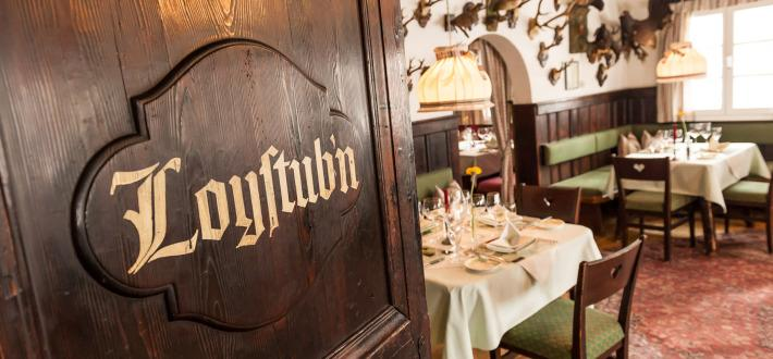 The Loystub'n – one of the Most Charming Restaurants in Austria