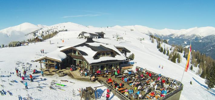 Pulverer's Skiing chalets